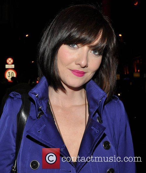 Jennifer Maguire World premiere of 'Macbecks' at the...