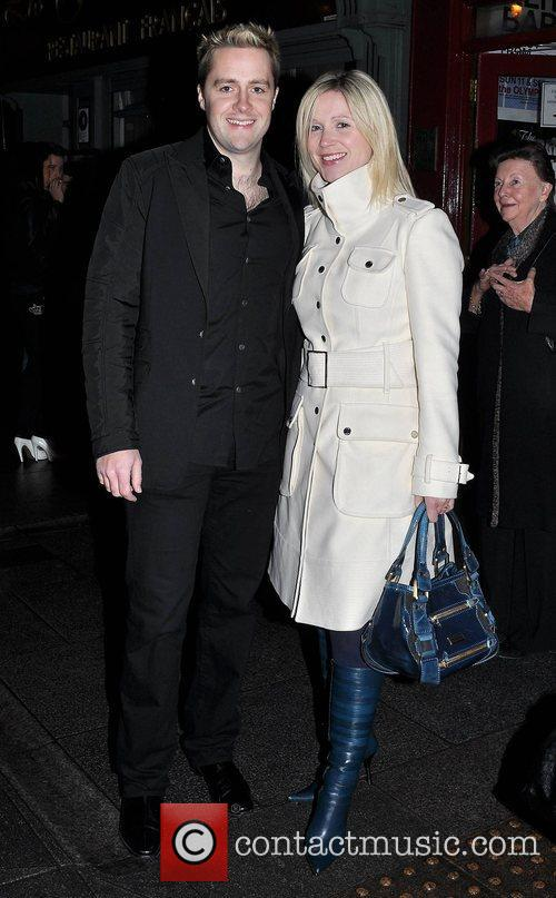 Keith Barry, Mairead Barry World premiere of 'Macbecks'...
