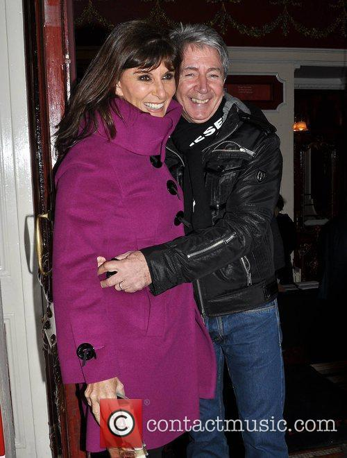 Linda Martin, Gary Kavanagh World premiere of 'Macbecks'...