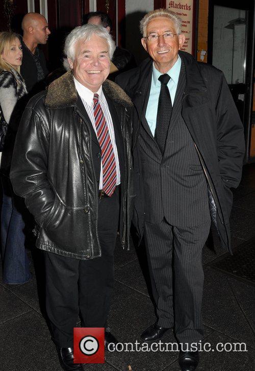 Roland Soper, Sil Fox World premiere of 'Macbecks'...