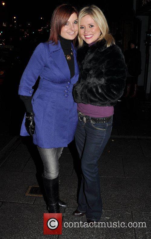 Siobhan O'Connor, Karen Koster World premiere of 'Macbecks'...