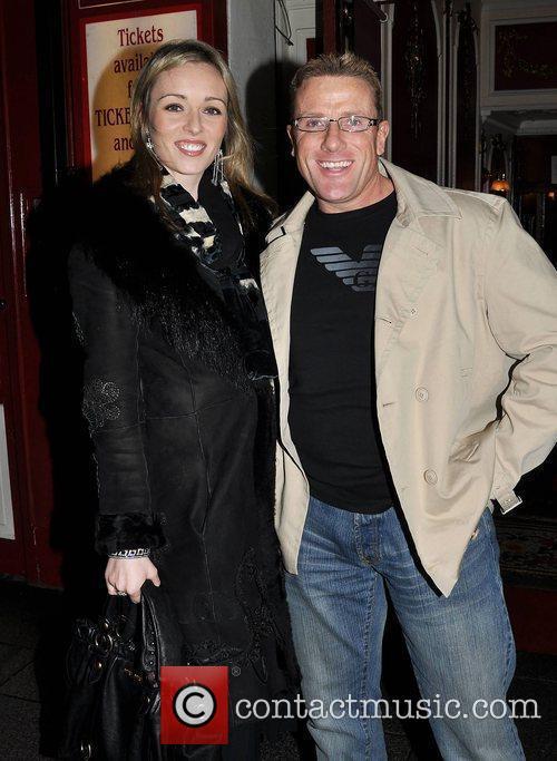 Siobhan Stevens, Paul Byrne World premiere of 'Macbecks'...