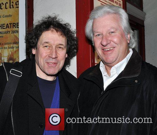Stephen Rea and Ronan Collins