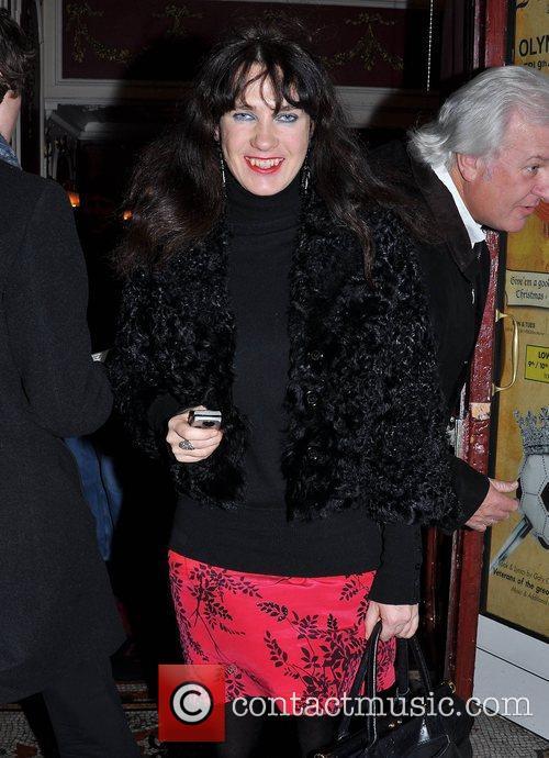 Victoria Mary Clarke World premiere of 'Macbecks' at...