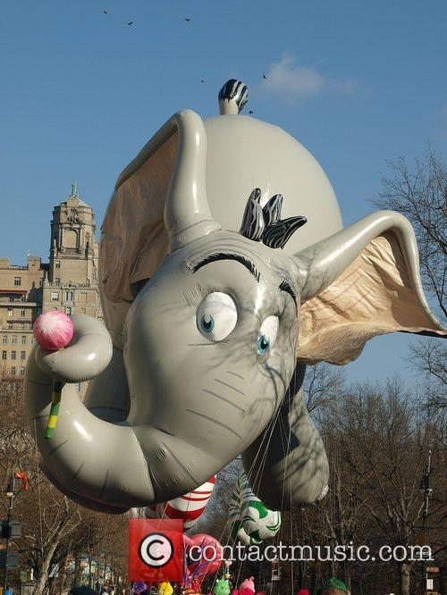 Horton Balloon at the Macy's Thanksgiving Parade New...