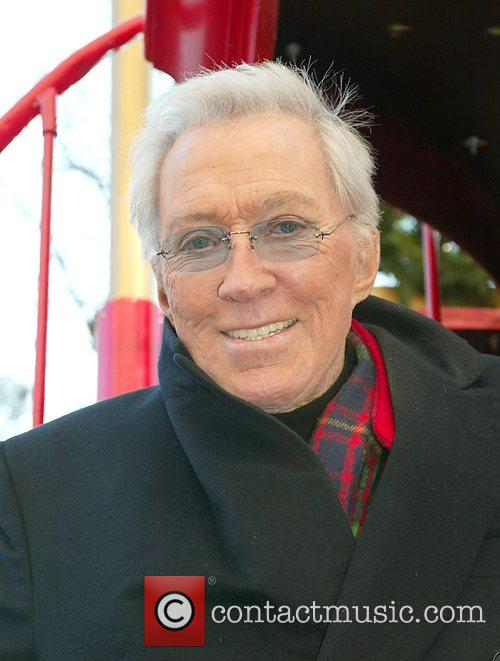 Andy Williams at the Macy's Thanksgiving Parade New...