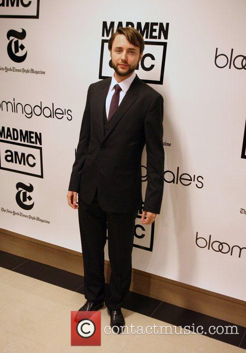Vincent Kartheiser Bloomingdale's celebrates the re-opening of the...