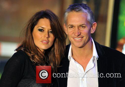 Danielle Bux and Gary Lineker Madagascar 2: Escape...