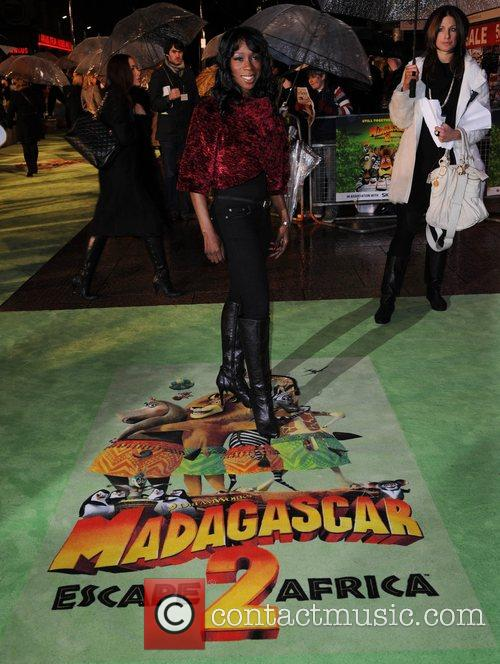 Heather Small  Madagascar 2: Escape to Africa...