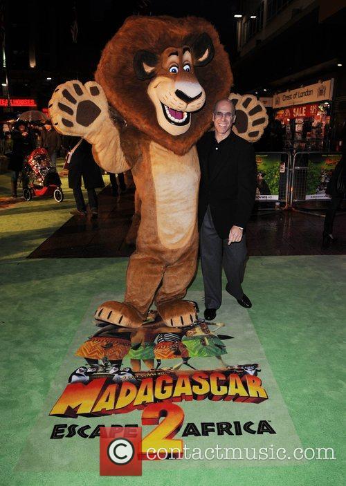 Jeffrey Katzenberg Madagascar 2: Escape to Africa film...