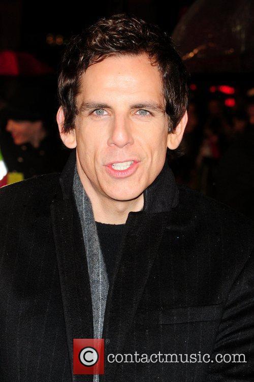 Ben Stiller at the UK film premiere of...