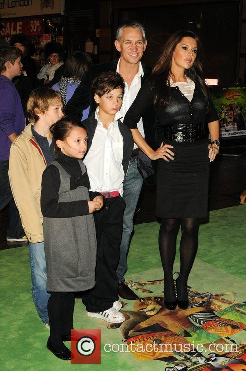 Madagascar 2: Escape to Africa film premiere held...