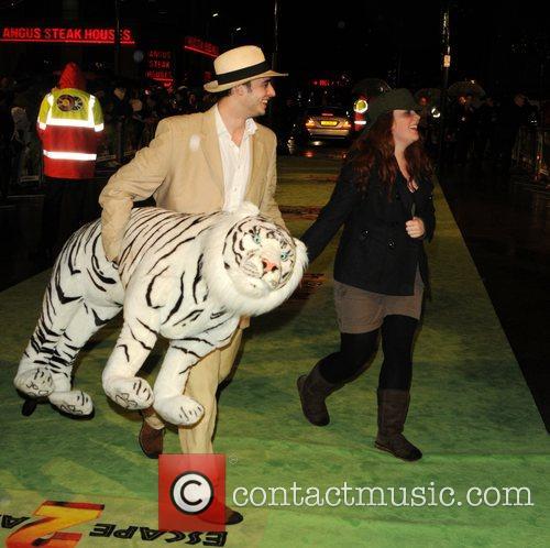 Madagascar 2: Escape to Africa film premiere held...
