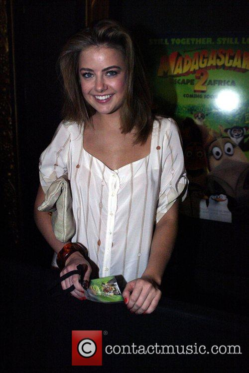 April Rose Pengilly Premiere of 'Madagascar: Escape 2...