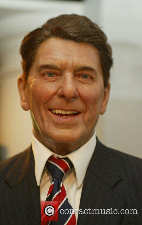 Ronald Reagan Wax Work 2