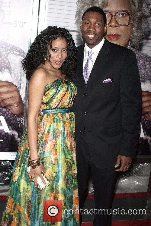 Bobbi Baker and Tyler Perry 4
