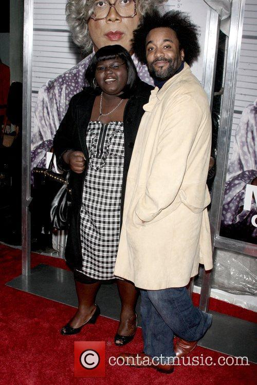 Gabourey Sidibe and Tyler Perry 4