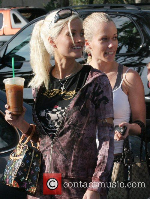 Holly Madison and Kendra Wilkinson 1
