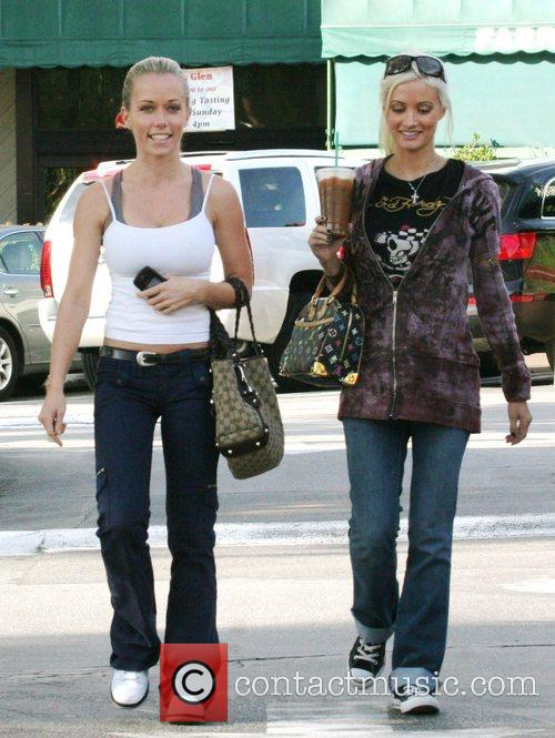 Kendra Wilkinson and Holly Madison 11
