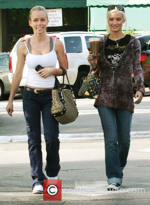 Kendra Wilkinson and Holly Madison 8