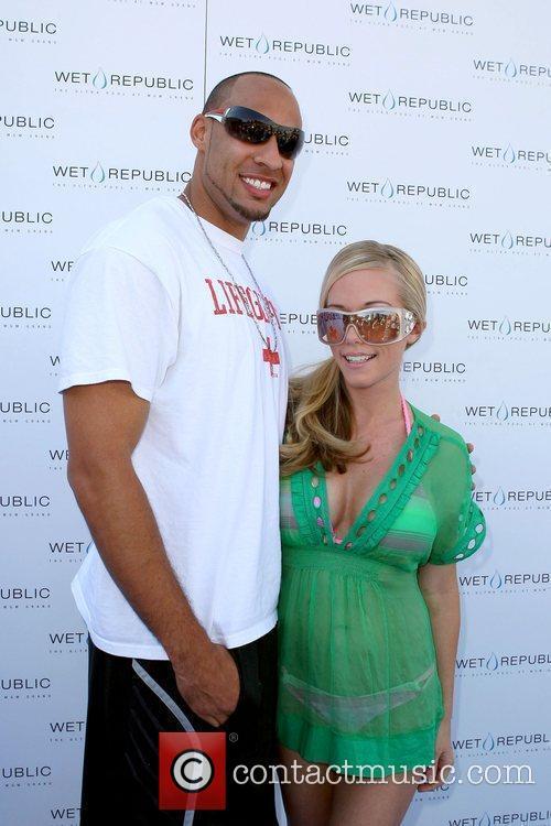 Hank Baskett and Las Vegas 2