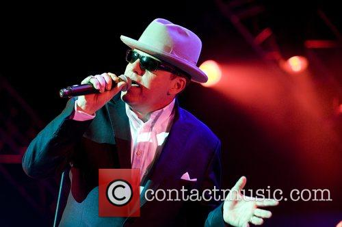 Madness  performing live at the O2 Arena...