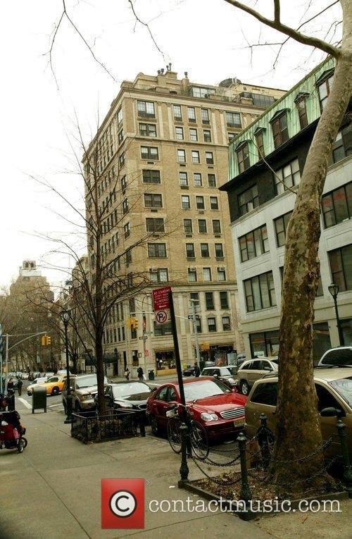 New York apartment of high profile investment fraudster...