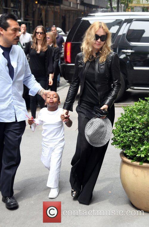 Madonna and Son David Banda 6