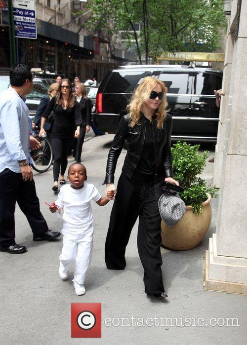 Madonna and Son David Banda 7