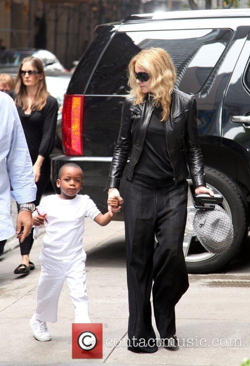 Madonna and Son David Banda 11