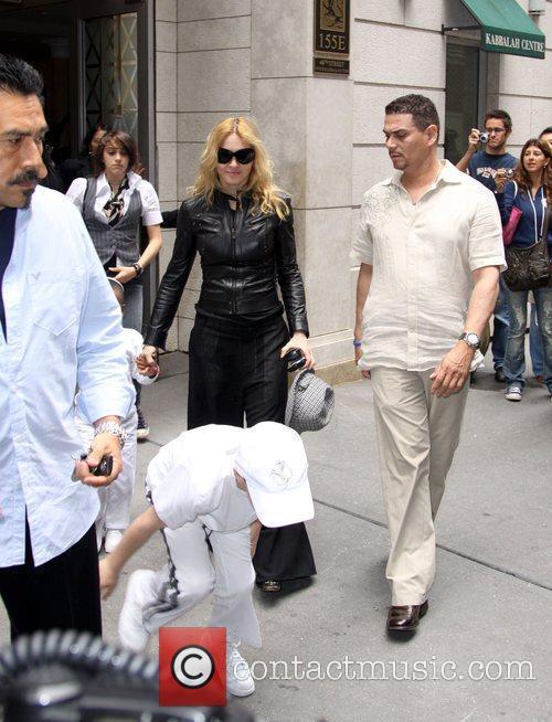 Madonna and Her Children 10