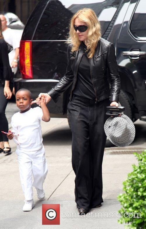 Madonna and Son David Banda 8