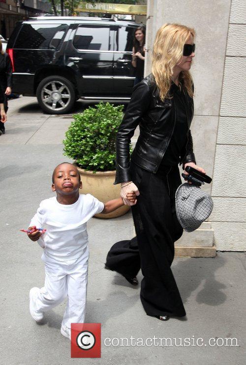 Madonna and Son David Banda 3
