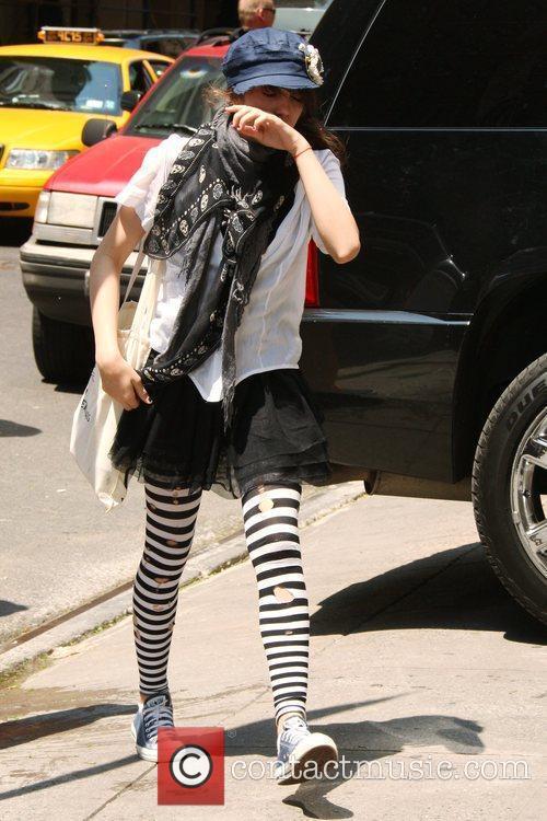 Madonna's Daughter and Madonna 5