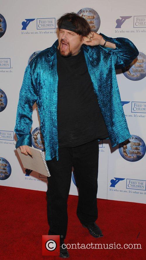 World Magic Awards held at Barker Hanker, Santa...
