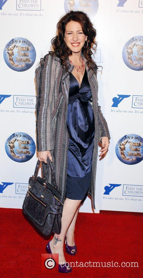 Joely Fisher World Magic Awards held at Barker...