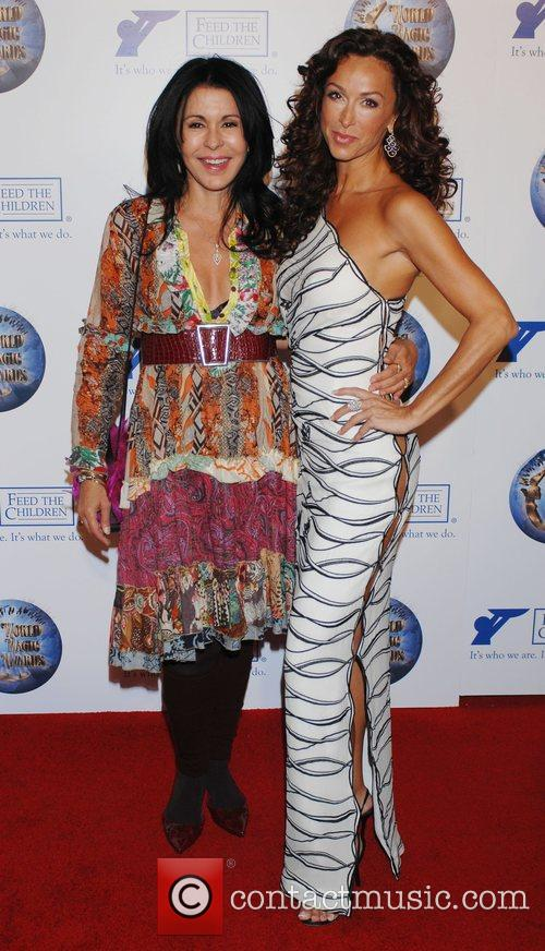 Maria Conchita Alonso and Sophia Vargas 1