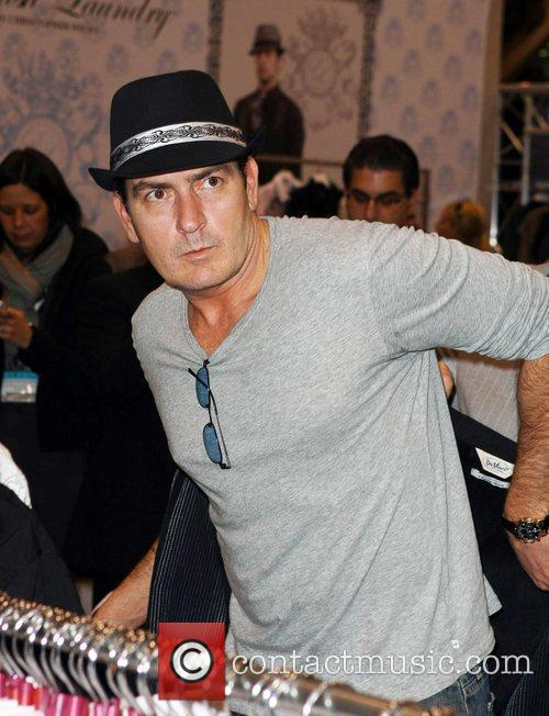 Charlie Sheen and Las Vegas 6