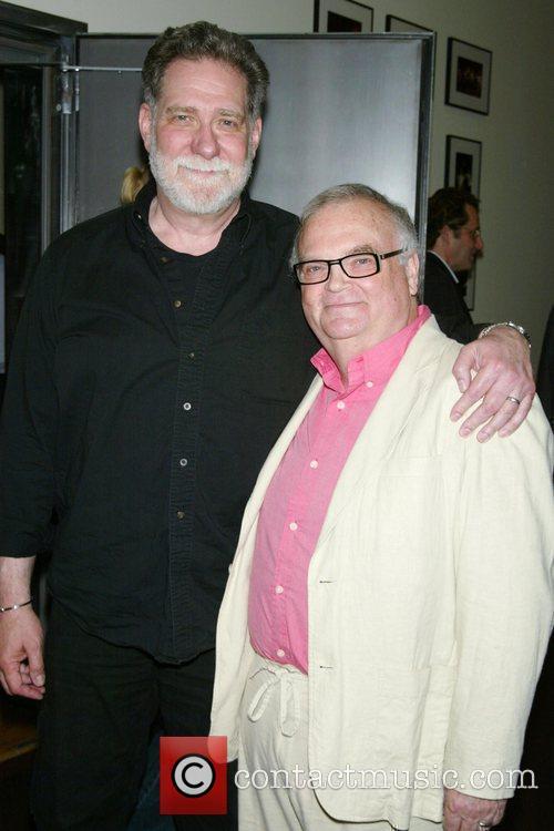 Richard Masur and Jr Horne 2