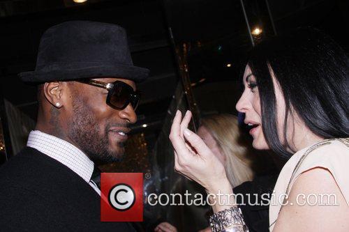Tyson Beckford and Fashion Designer Catherine Malandrino 4