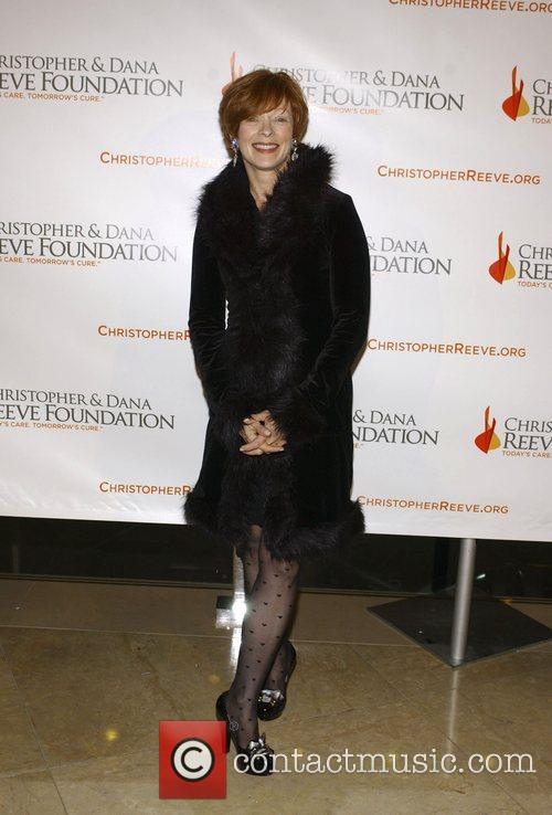 Frances Fisher, Gala For The Christopher And Dana Reeve Foundation