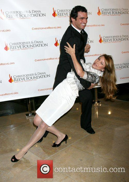 Tony Dovolani and Jane Seymour 8
