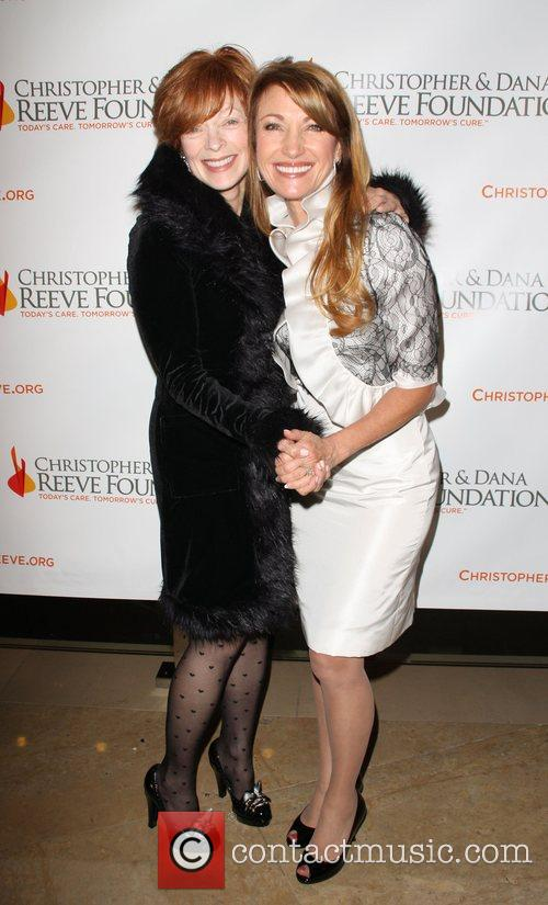 Frances Fisher and Jane Seymour 8