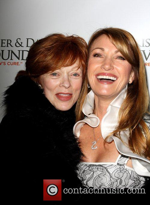 Frances Fisher and Jane Seymour 6