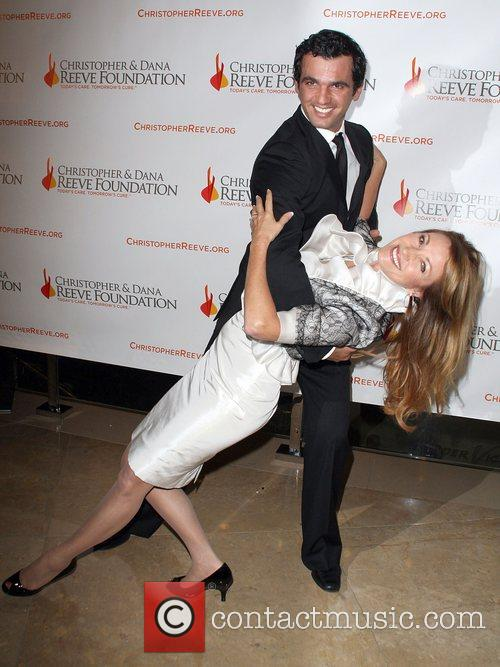 Tony Dovolani and Jane Seymour 11