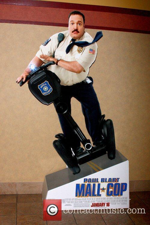Special Screening of 'Paul Blart: Mall Cop' at...
