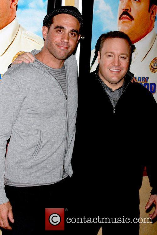 Bobby Cannavale and Kevin James 2