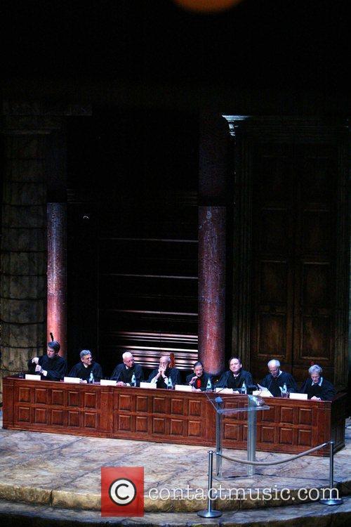 Judge Brett Kavanaugh, Judge Merrick Garland, Chief Judge...