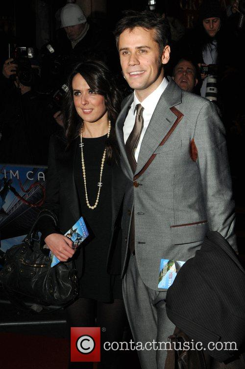 Guest and Richard Bacon The UK premiere of...