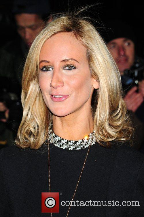 Lady Victoria Hervey The UK premiere of 'Yes...
